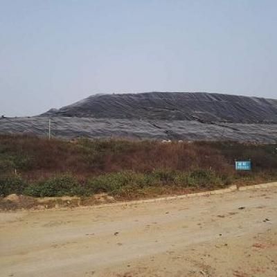 垃圾填埋场覆盖土工膜