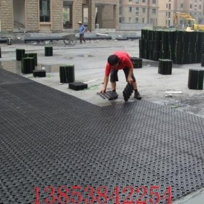 房顶绿化泽瑞蓄排水板怎样施工