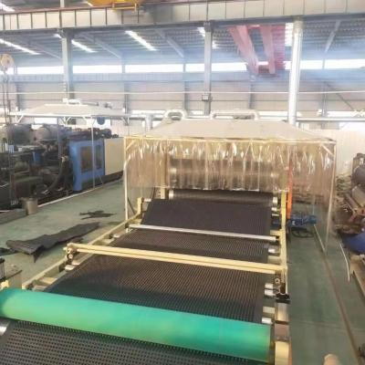 地下室车库排水板生产-销售-售后指导于一体